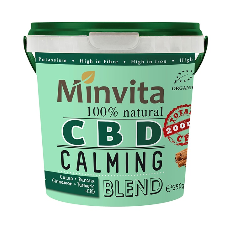 Minvita CBD Superfood Blend 250g