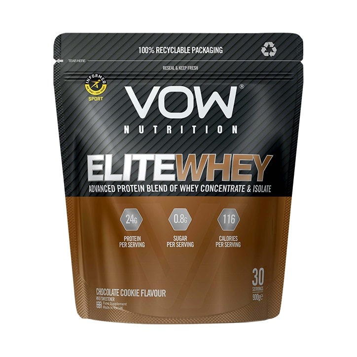 Vow Elite Whey Chocolate Cookie