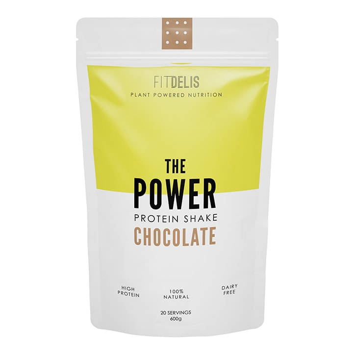 Fit Delis The Power Chocolate 600g