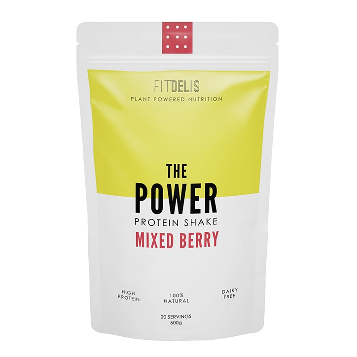 Fit Delis The Power Mixed Berry 600g