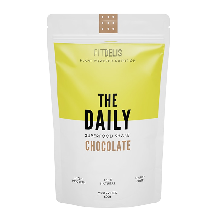 Fit Delis The Daily Chocolate 600g