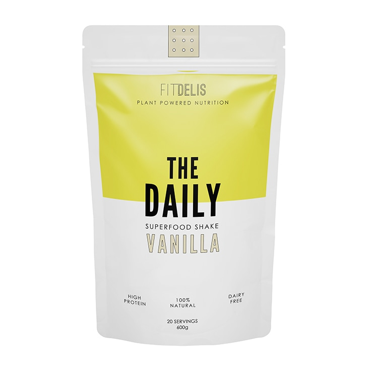 Fit Delis The Daily Vanilla 600g