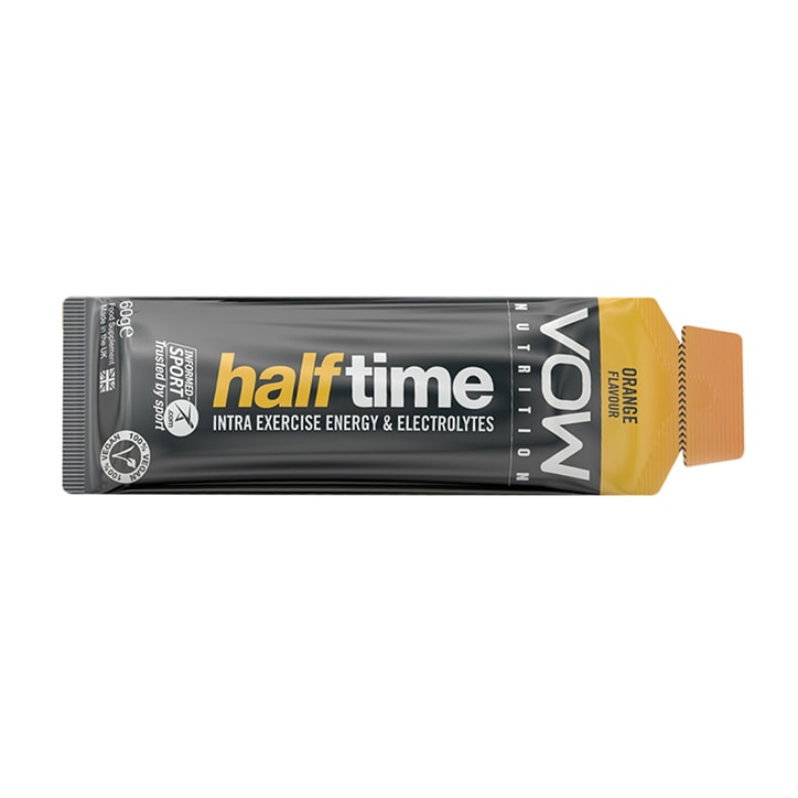 Vow Half Time Gel Orange