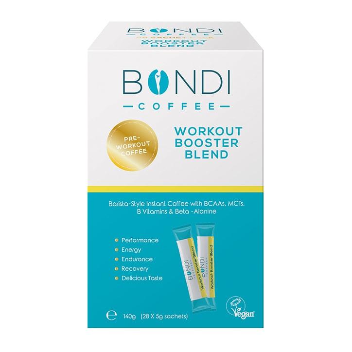 Bondi Coffee Workout Booster Blend 28 x 5g