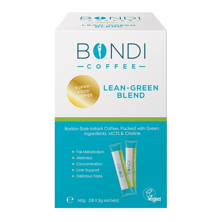 Bondi Coffee Lean-Green Blend