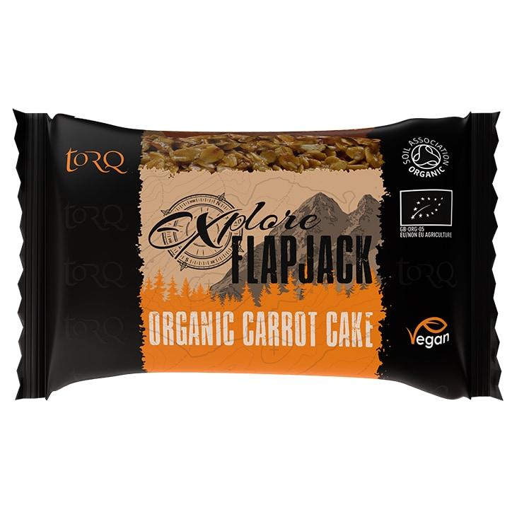 TORQ Flapjack Organic Carrot Cake 65g