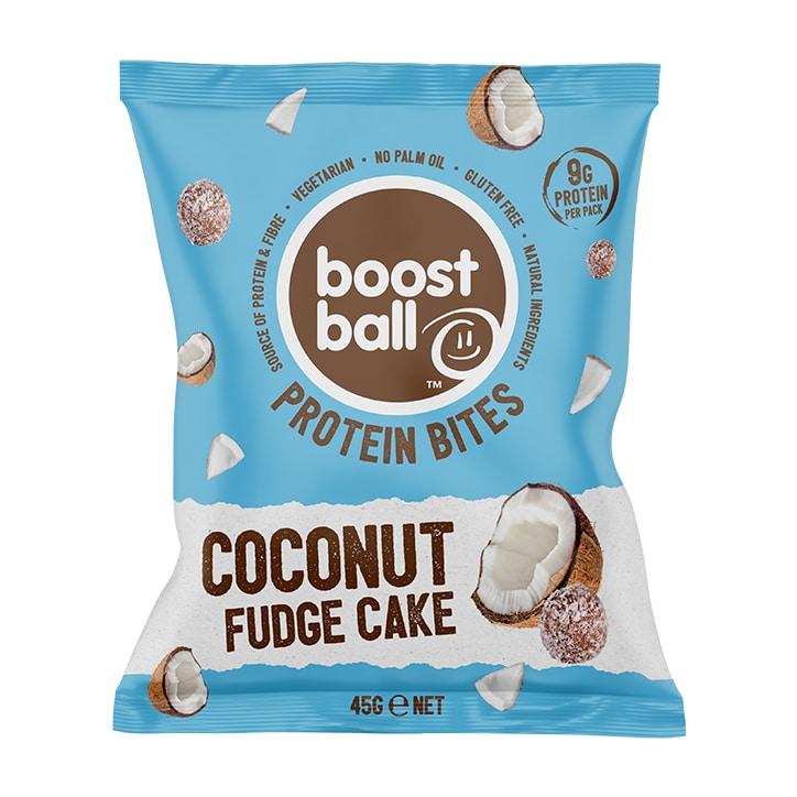 Boost Ball Protein Bites Coconut Fudge 45g