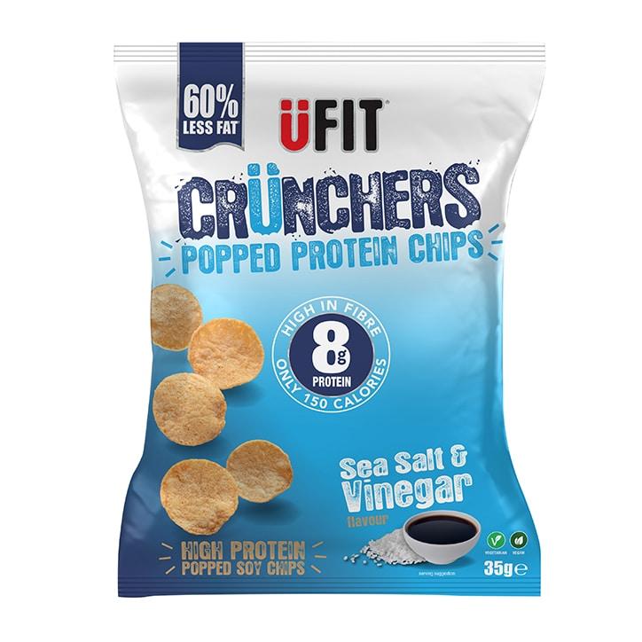 UFIT Crunchers Salt & Vinegar 35g