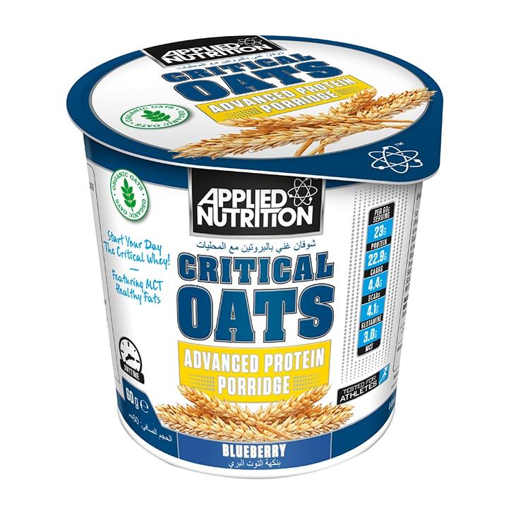 Applied Nutrition Porridge Pot Blueberry 60g