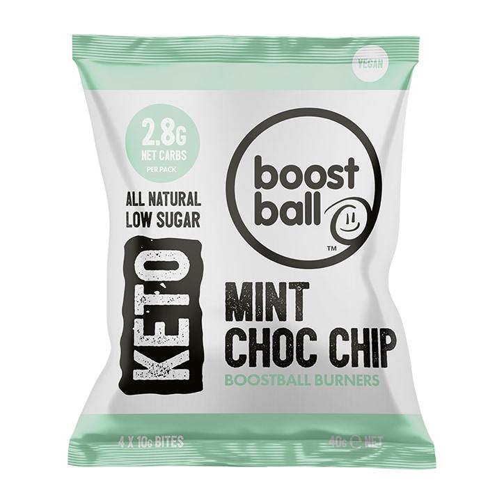 Boost Ball Keto Choc Mint 40g