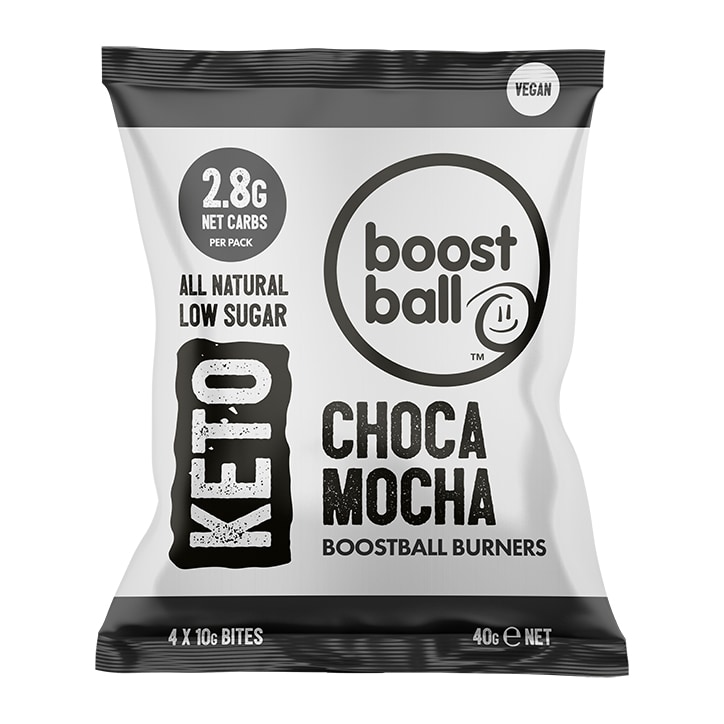 Boost Ball Keto Chocca Mocha