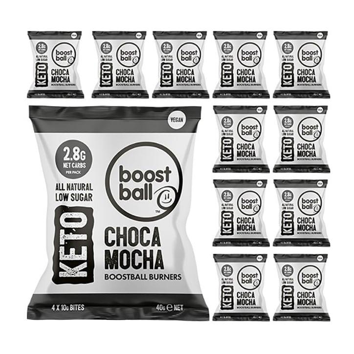Boostball Keto Chocca Mocha 12 x 40g