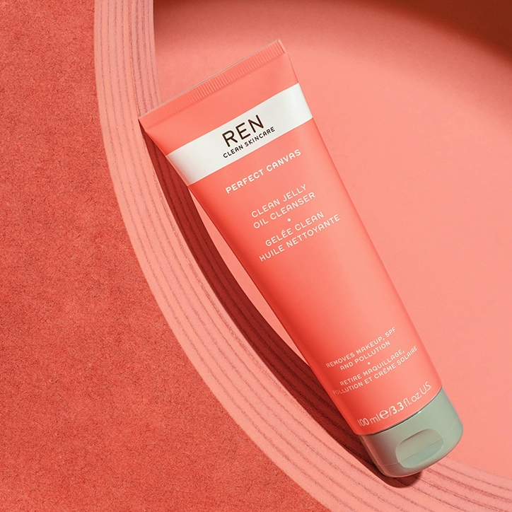REN Perfect Canvas Jelly Cleanser