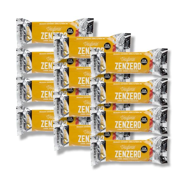 Veloforte Zenzero Bar 12 x 62g