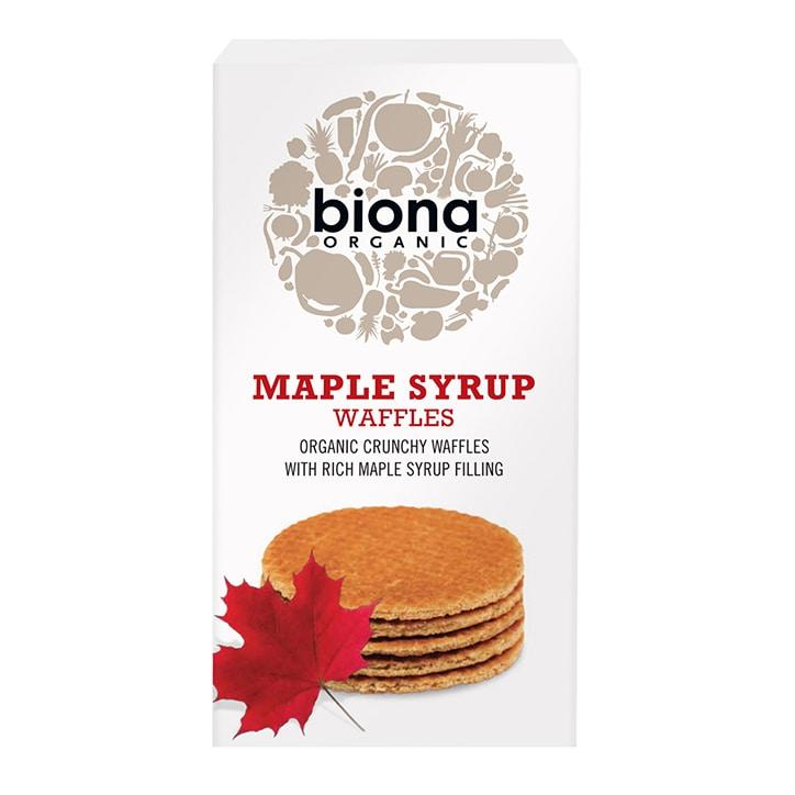 Biona Maple Syrup Waffles Organic 175g