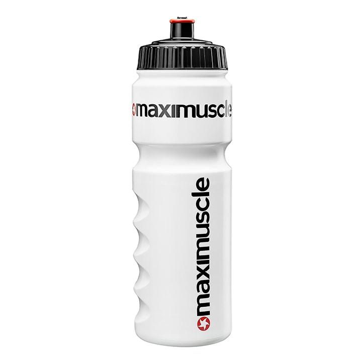 MaxiMuscle Bio Water Bottle White