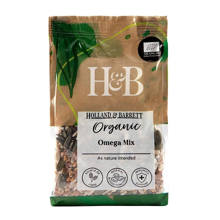 Holland & Barrett Organic Omega Shake 250g