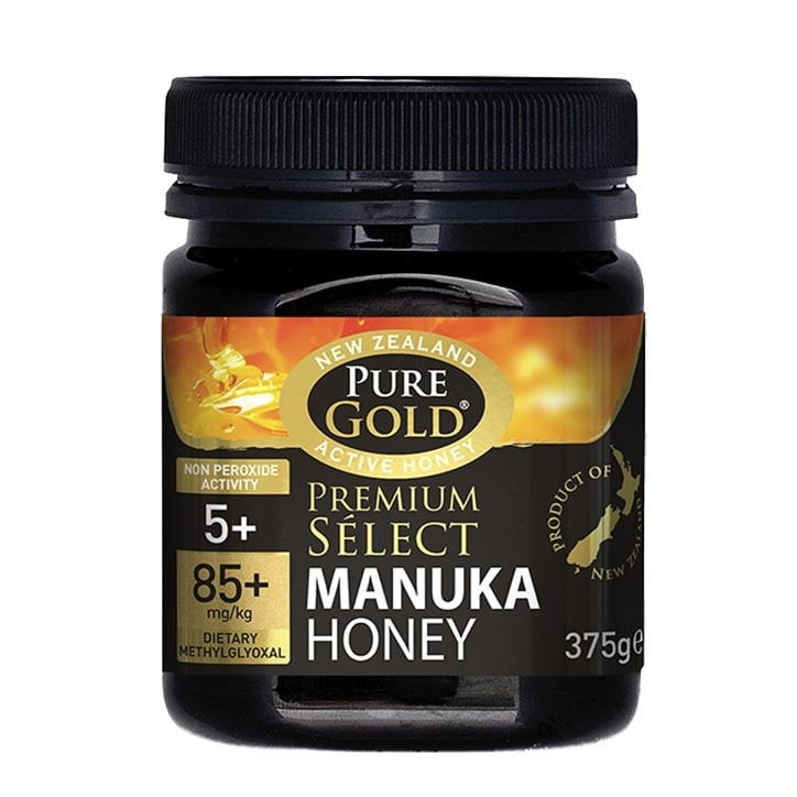 Pure Gold Select NPA Manuka Honey 5+ 375g