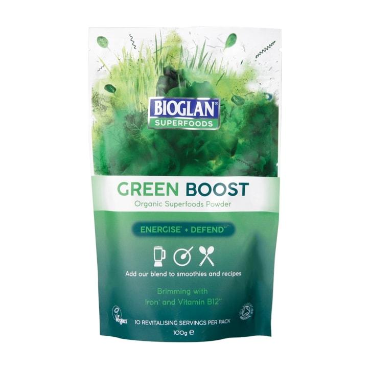 Bioglan Green Boost Powder 100g