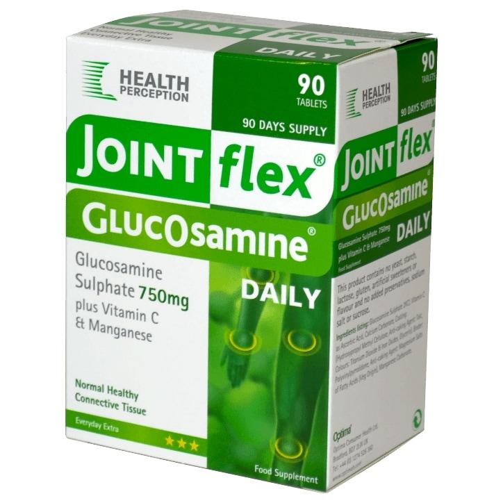 Health Perception Jointflex Daily Glucosamine Sulphate Tablets