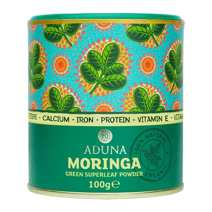 Aduna Moringa Green Superleaf 100g Powder