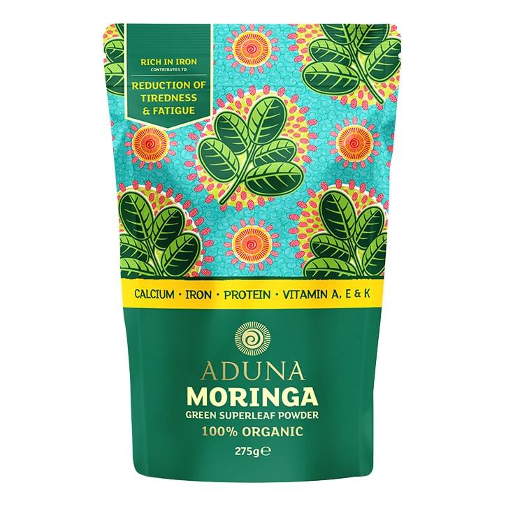 Aduna Moringa Green Superleaf 275g Powder