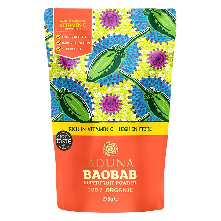 Aduna Baobab Superfruit 275g Powder