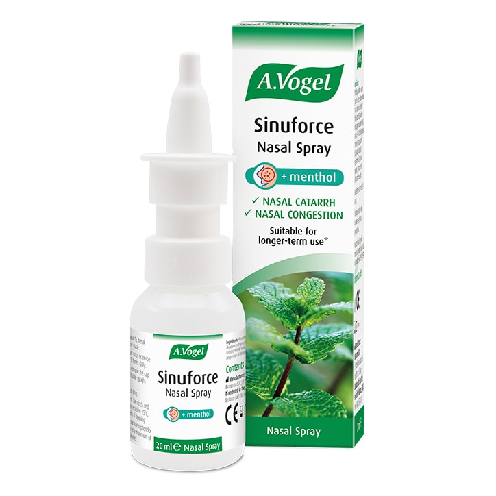 A.Vogel Sinuforce Nasal Spray