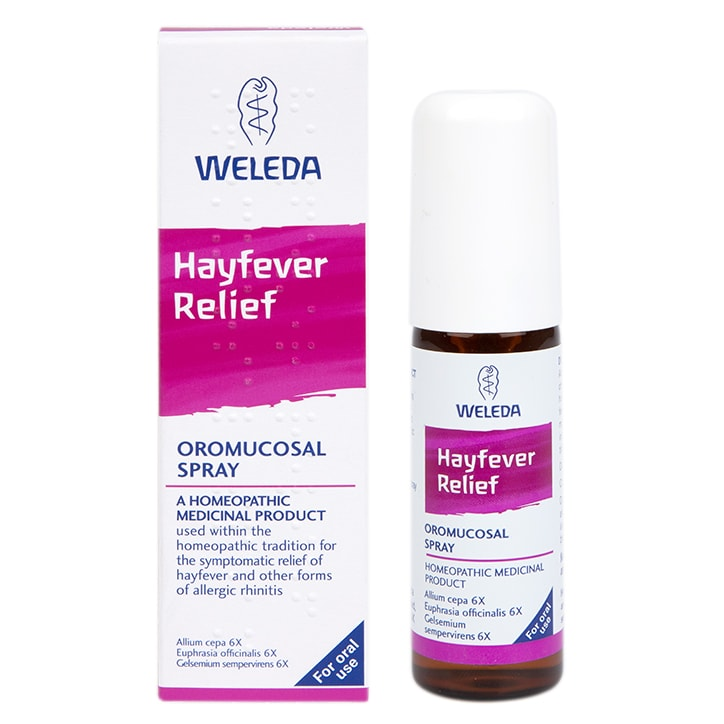Weleda Hayfever Relief 20ml