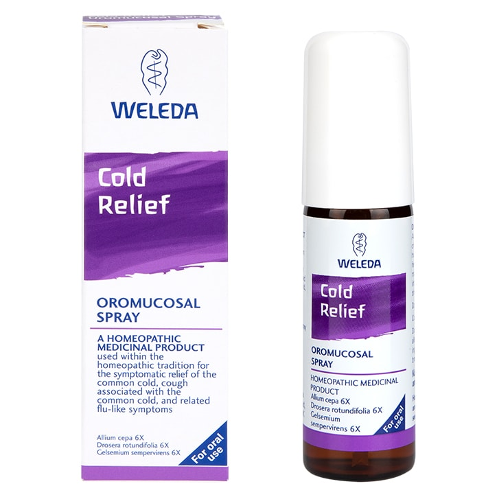 Weleda Cold Relief Spray 20ml