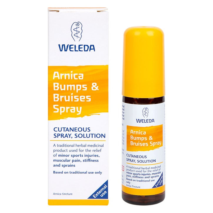 Weleda Arnica Bumps & Bruises Spray 20 ml