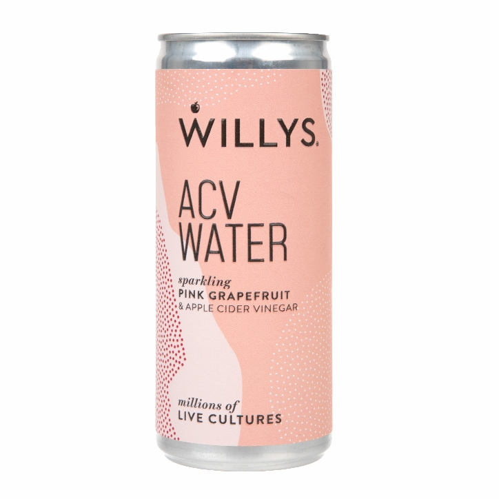 Willy's Apple Cider Vinegar Grapefruit 250ml