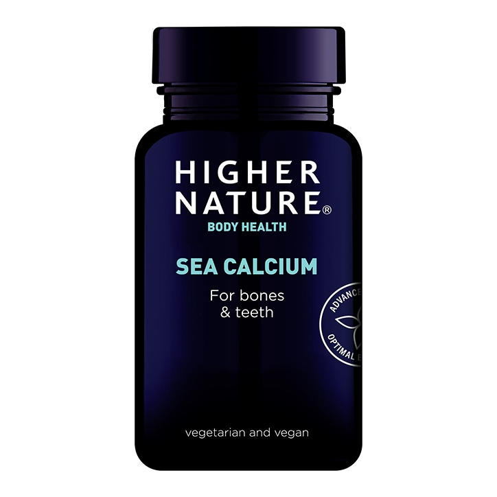 Higher Nature Sea Calcium Tablets