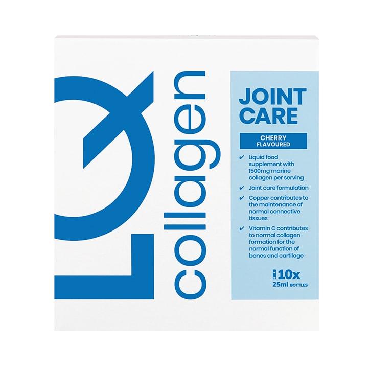 LQ Collagen Joint Care Cherry Flavoured Liquid Supplement