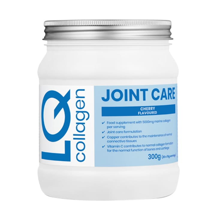 LQ Collagen Joint Care Cherry Flavoured Powder 300g