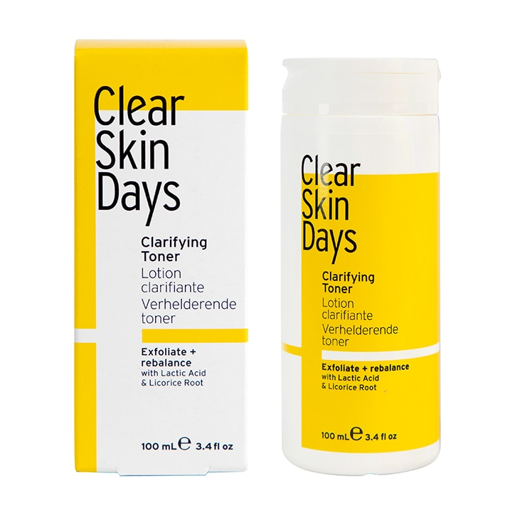 Clear Skin Days Clarifying Toner 100ml