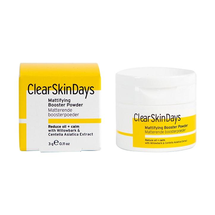 Clear Skin Days Mattifying Booster Powder 3g