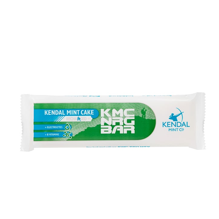 Kendal Mint Co Kendal Mint Cake Recharged Bar 85g