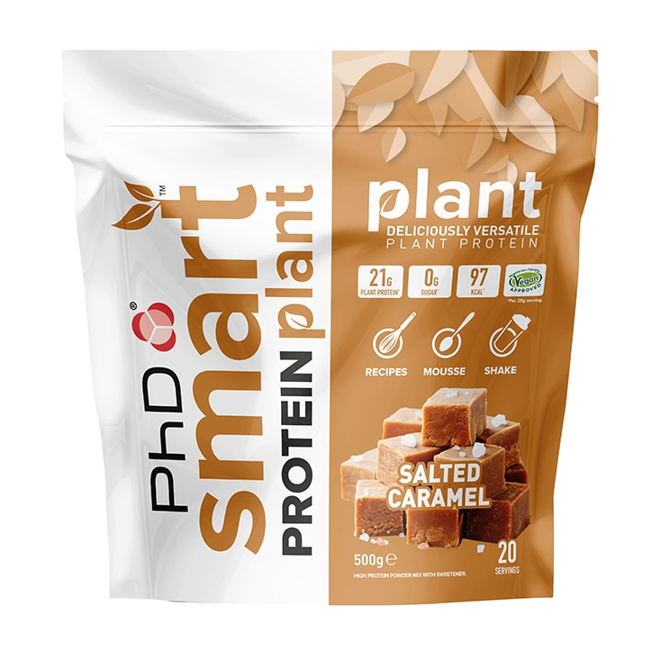 PhD Smart Protein Plant Salted Caramel 500g