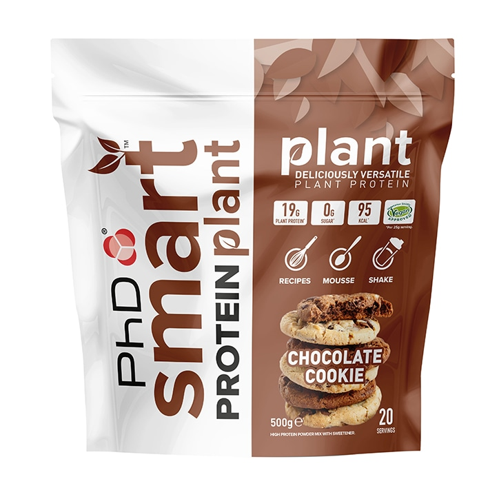 PhD Smart Protein Plant Chocolate Cookie 500g