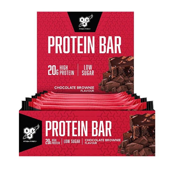 BSN Protein Bar Chocolate Brownie 12 x 60g