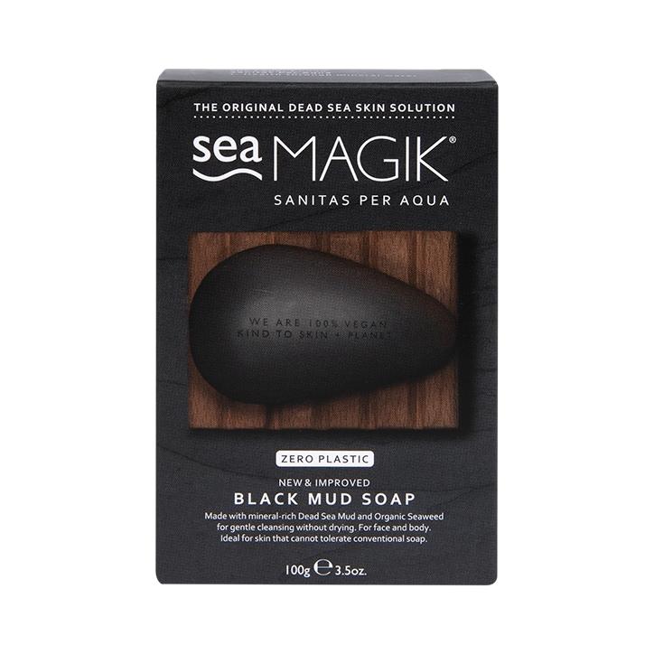 Sea Magik Black Mud Soap