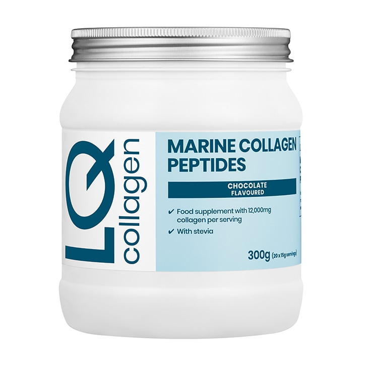 LQ Marine Collagen Peptides Chocolate Flavoured Powder