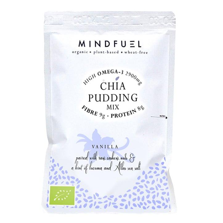 Mindfuel Chia Pudding Mix - Vanilla Cashew 50g