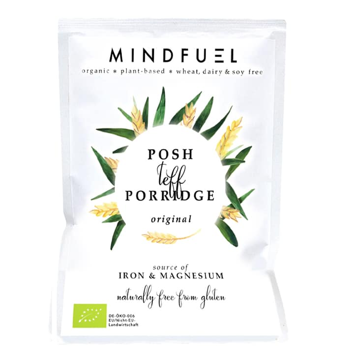Mindfuel Posh Teff Porridge - Traditional