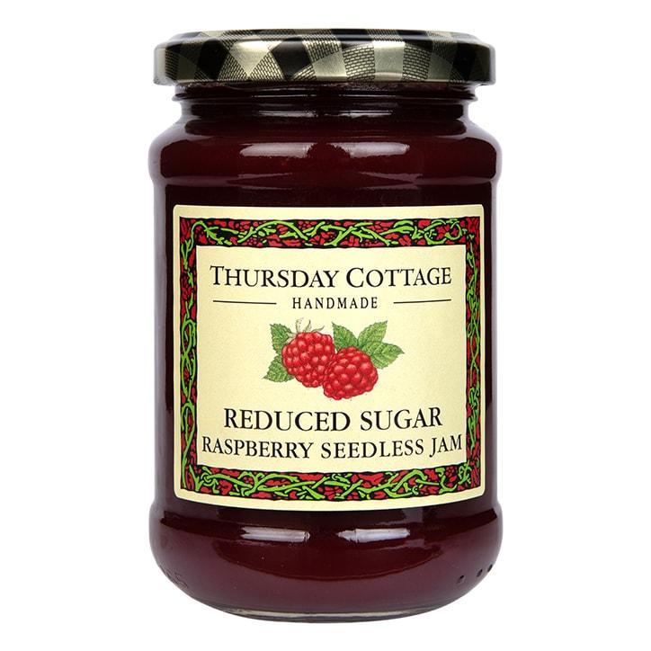 Thursday Cottage Reduced Sugar Raspberry Seedless Jam 315g