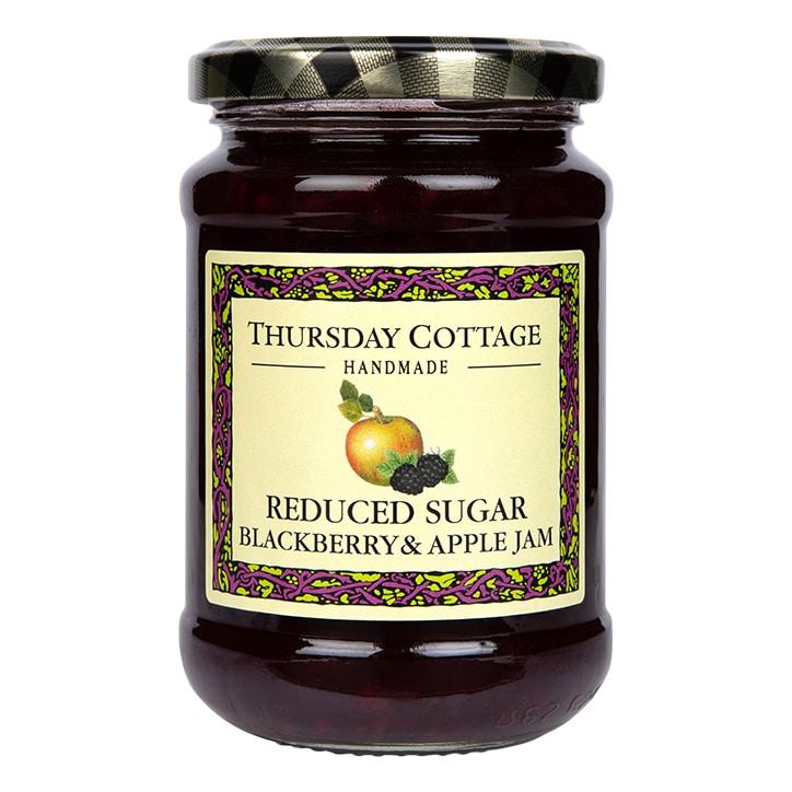 Thursday Cottage Reduced Sugar Blackberry & Apple Jam 315g