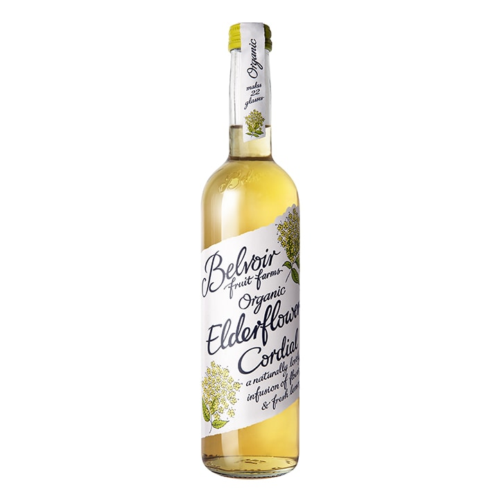 Belvoir Elderflower Cordial - Organic 500ml
