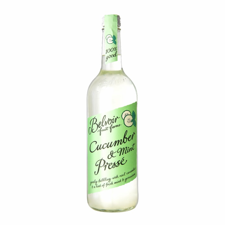 Belvoir Cucumber & Mint Presse 750ml