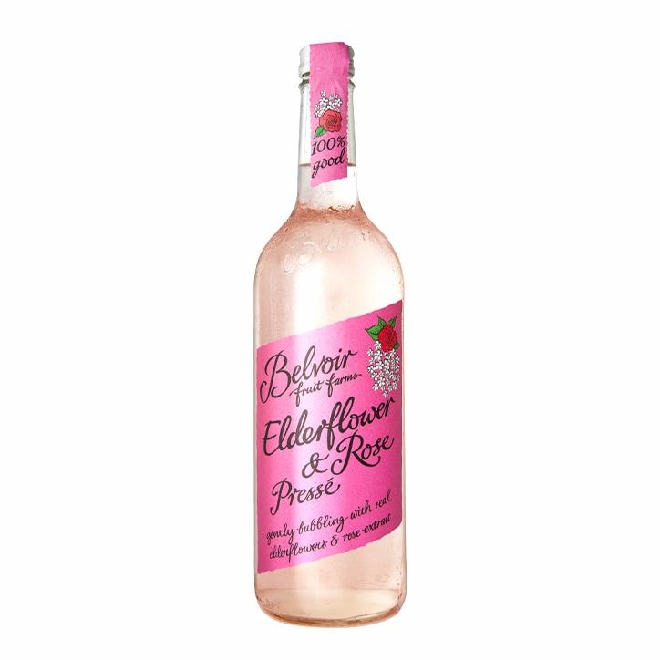 Belvoir Elderflower & Rose Presse 750ml